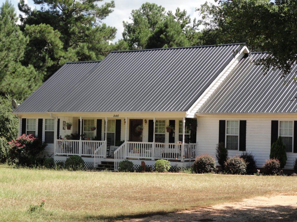 ... GA Metal Roofing Barnesville ... & Metal Roofing u0026 Pole Barns | Barnesville GA memphite.com