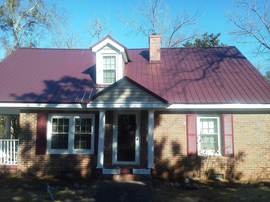 Pole Barns Amp Metal Roofing In Fayetteville Ga Jackson