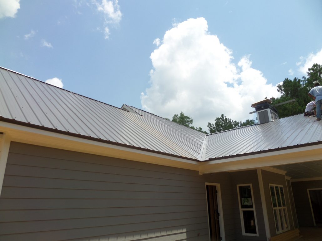 Pole Barns Amp Metal Roofing In Macon Ga Jackson Metal Roofing