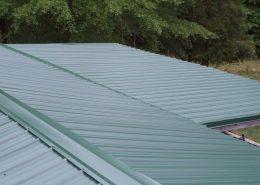 Green Metal Roof - Monticello, GA