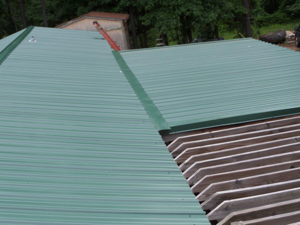 Elegant Metal Roofing Peachtree City