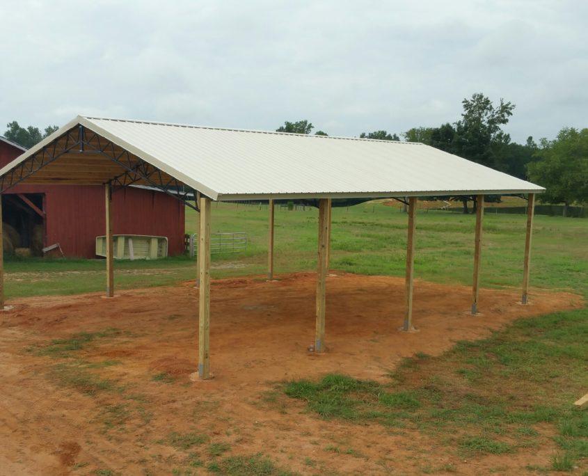 Pole Barn Pole Sizing : Pole barns jmrs