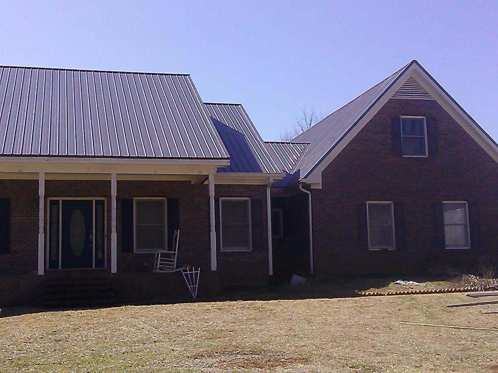 Milledgeville Jackson Metal Roofing
