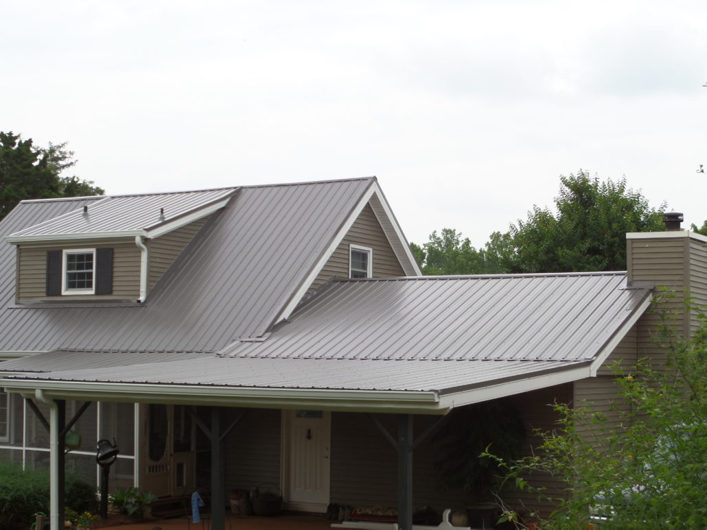 Butler Jackson Metal Roofing