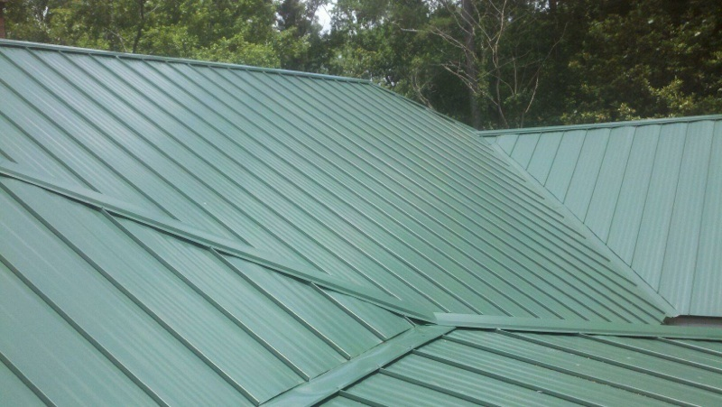 Fort Valley Jackson Metal Roofing