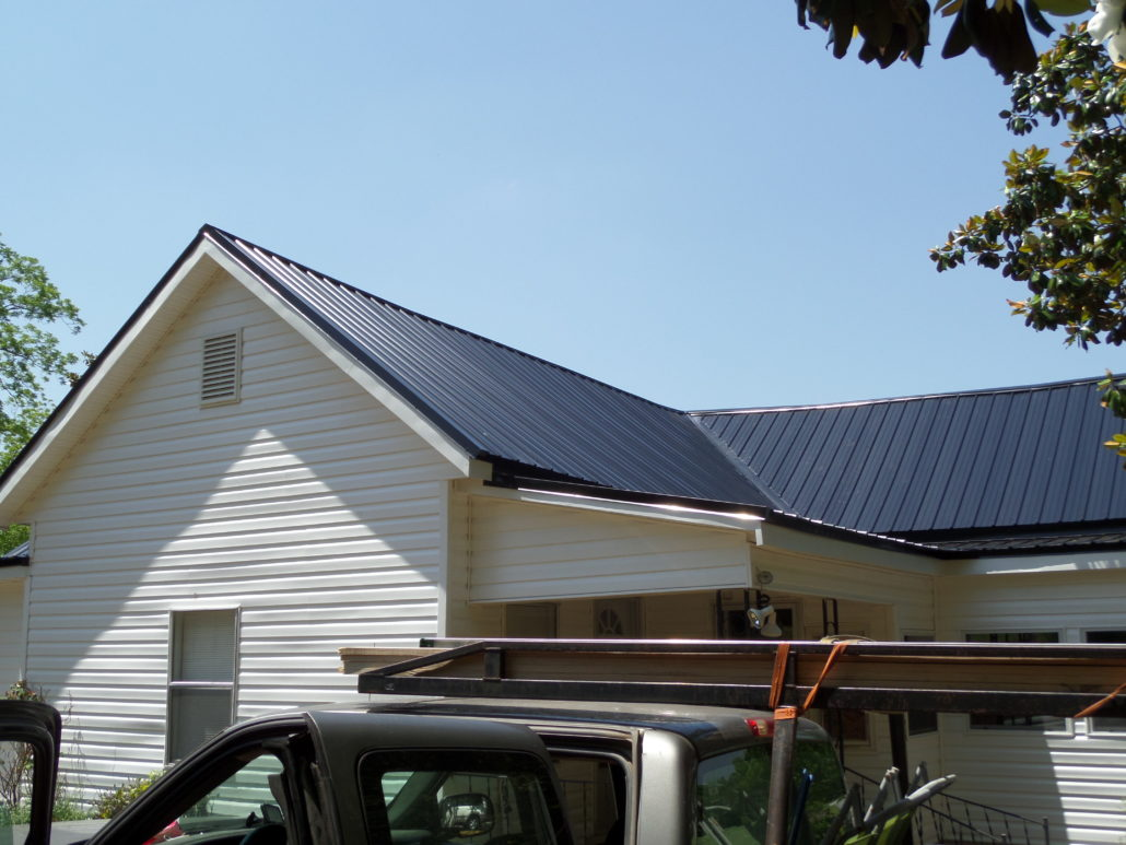 Moultrie Jackson Metal Roofing