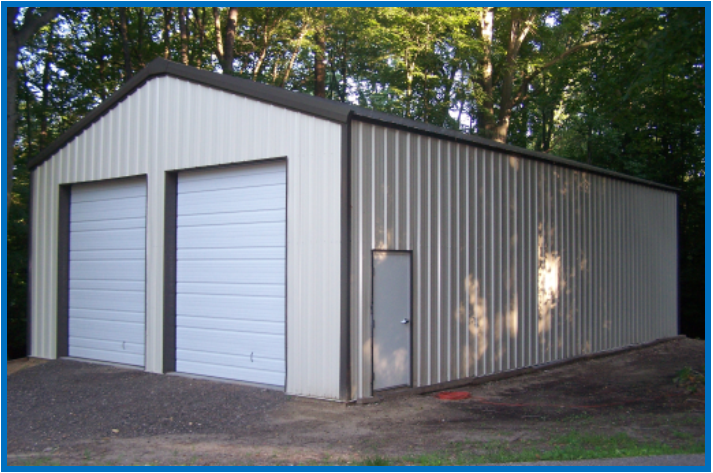 Steel Buildings Jackson Metal Roofing