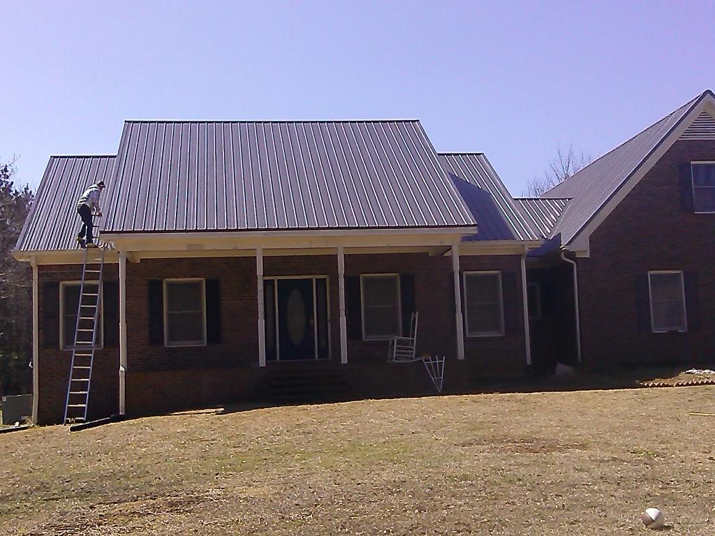Metal Roofing Amp Pole Barns Forsyth Ga
