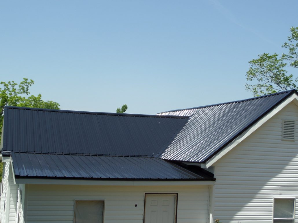 How To Maintain Your Roof In Great Shape metal-roofing-macon-01-1030x773
